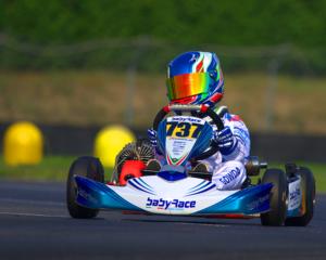 Karting kids should always be honing their basics.